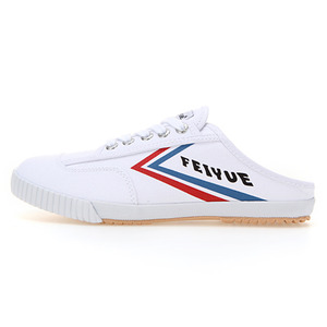 FE LO MULE WHITE BLUE RED / F20263W