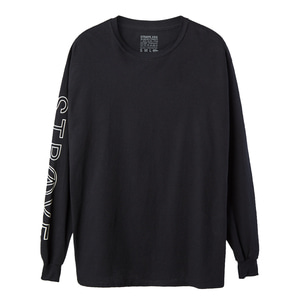SUPER TRAP L/S / BLACK / LT200701