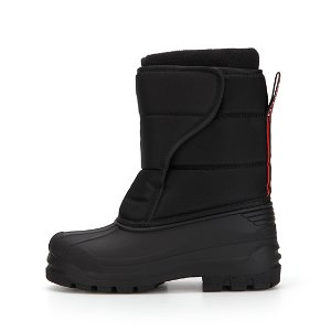 [CHILD]HAMILTEN II EZ / BLACK/GREY NYLON / RF102048C