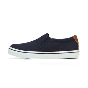 THOMPSON / NAVY CANVAS W/ WHITE PP  / RF102455J